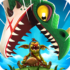 دانلود Hungry Dragon 3.11 بازی اژدهای گرسنه اندروید + مود