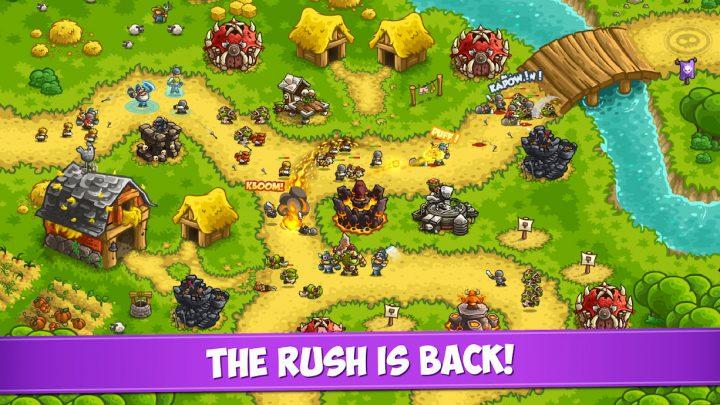 دانلود Kingdom Rush Vengeance 1.9.1 – بازی انتقام پادشاهی راش اندروید + مود