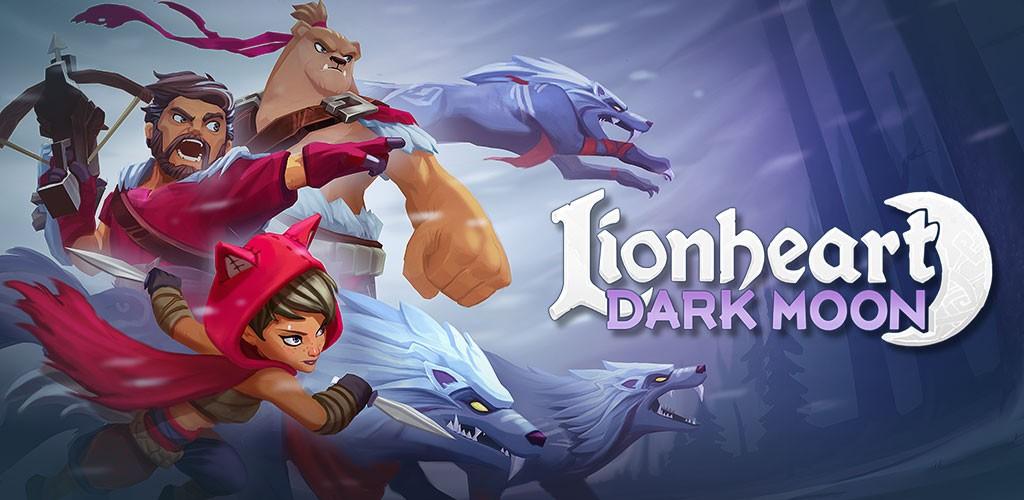 Lionheart: Dark Moon RPG 2.0.0.1 دانلود بازی شیردل: ماه تاریک + مود