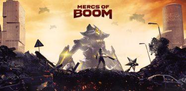 Mercs of Boom 2.1.0 دانلود بازی مزدوران جنگ اندروید + مود