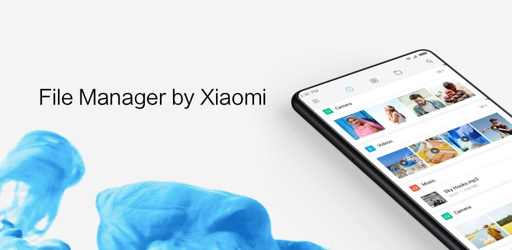 File Manager by Xiaomi Pro 1-181031 دانلود فایل منیجر شیائومی
