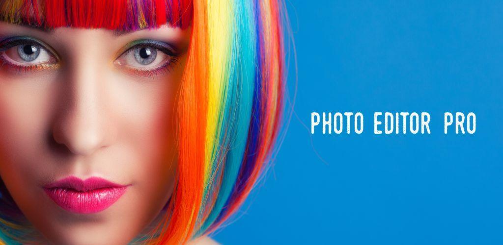 Photo Editor PRO Full 1.2 دانلود نرم افزار فوتو ادیتور پرو