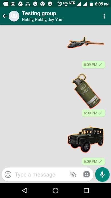 Premium Stickers For WhatsApp 1.2 دانلود نرم افزار استیکرهای واتساپ