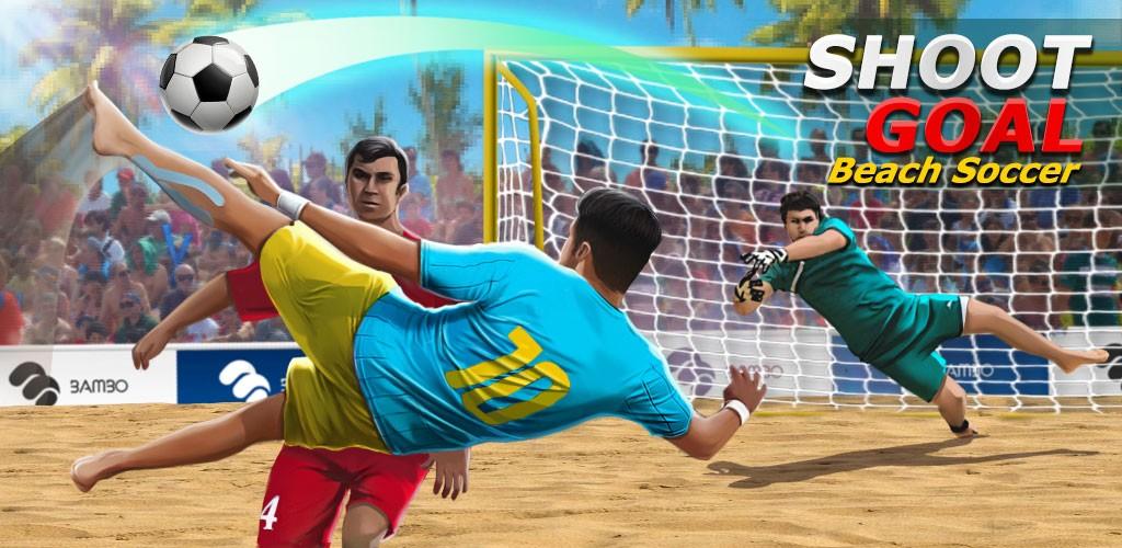 Shoot Goal – Beach Soccer Game 1.2.7 دانلود بازی فوتبال ساحلی