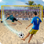 Shoot Goal – Beach Soccer Game 1.2.14 دانلود بازی فوتبال ساحلی