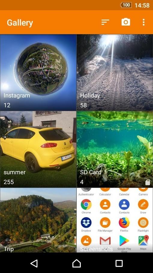 دانلود Simple Gallery Pro 6.15.3 گالری و مخفی سازی عکس و فیلم اندروید