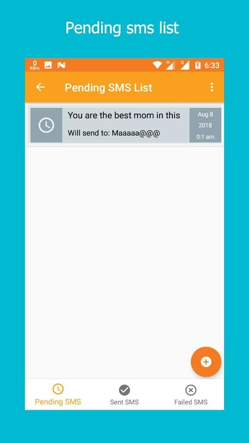 SMS Scheduler Pro 5.0 نرم افزار زمانبندی ارسال پیامک در زمان مشخص