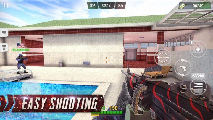 Special Ops: Gun Shooting 1.91 دانلود بازی اکشن عملیات ویژه + مود