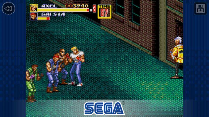 دانلود Streets of Rage 2 4.1.0 بازی شورش در شهر 2 اندروید + مود