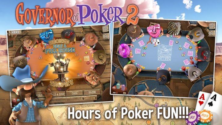 Texas Holdem Poker Offline 3.0.10 دانلود بازی پوکر آنلاین و آفلاین + مود