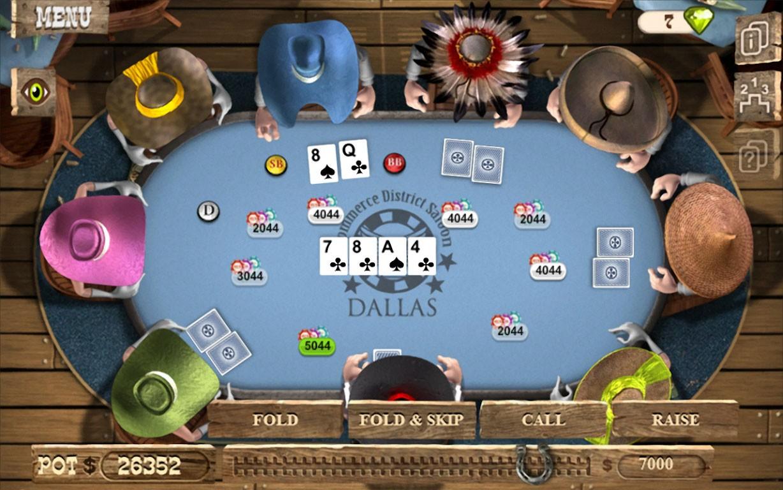 Poker Texas Holdem Offline