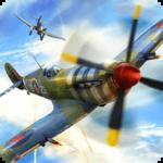 Warplanes: WW2 Dogfight 1.5 دانلود بازی هواپیما جنگی اندروید + مود