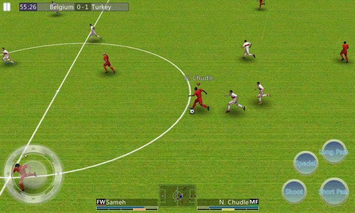 دانلود World Soccer League 1.9.9.5 بازی لیگ جهانی فوتبال اندروید