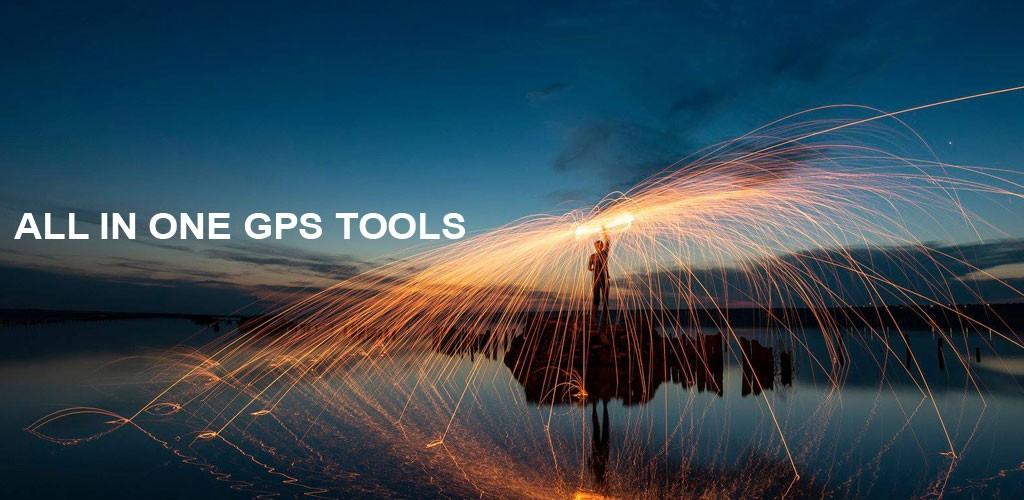 دانلود All GPS Tools Pro Full 2.6.5 – ابزار کامل جی پی اس اندروید