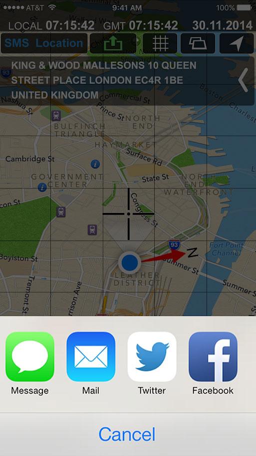 All GPS Tools Pro Full 2.5 دانلود ابزار کامل جی پی اس اندروید