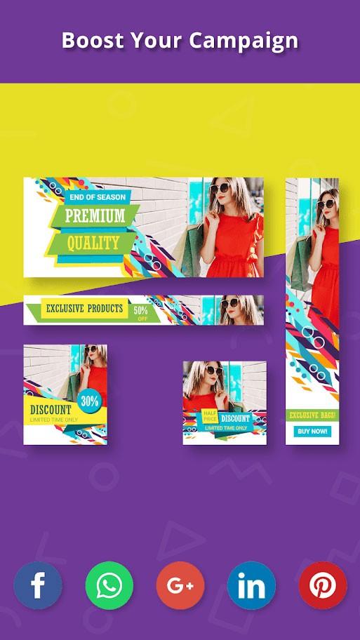 Banner Maker Pro 6.0 دانلود نرم افزار ساخت بنر تبلیغاتی