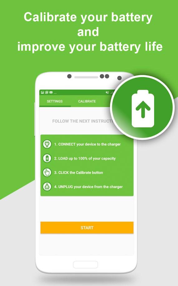 Battery Calibration Pro Full 1.4 دانلود برنامه کالیبره باتری اندروید