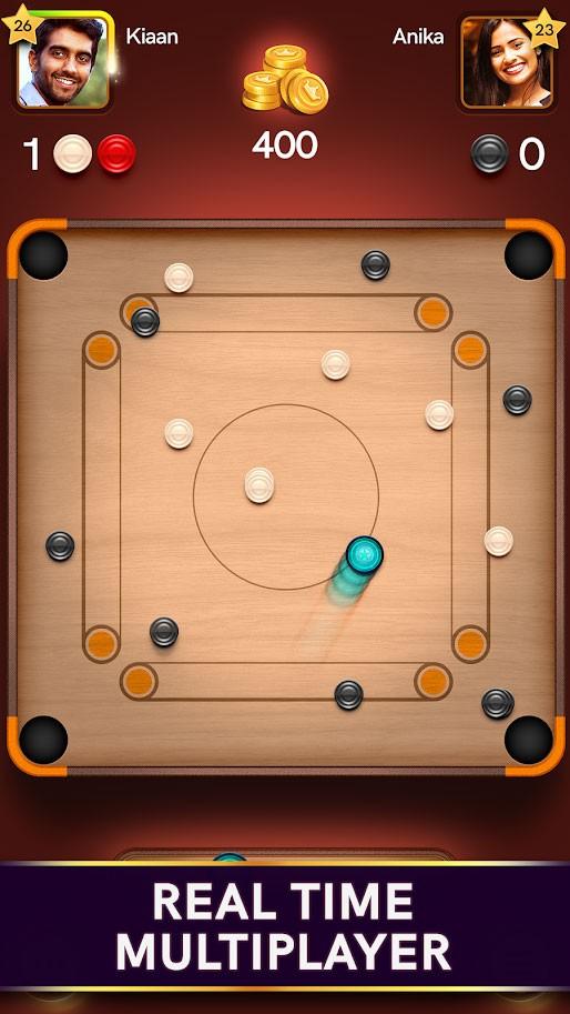دانلود Carrom Pool: Disc Game 5.0.2 بازی تخته فوق العاده اندروید