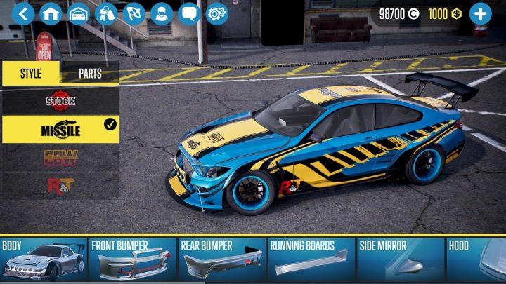 دانلود بازی CarX Drift Racing 2 1.14.1 – مسابقات دریفت 2 اندروید + مود