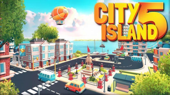 City Island 5 1.6.2 دانلود بازی شهرسازی سیتی ایسلند 5 اندروید + مود