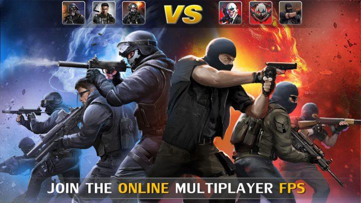 Elite SWAT – counter terrorist game 218 دانلود بازی کانتر اندروید + مود