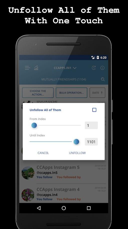 دانلود Followers Tool for Instagram FULL 2.4.2 – ابزار مدیریت اینستاگرام