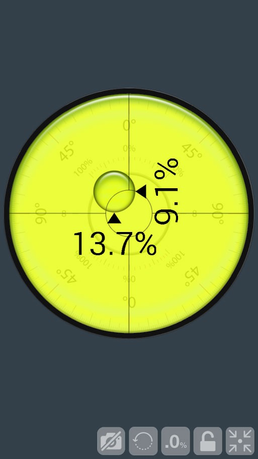 Laser Level Premium 1.2.03 دانلود برنامه تراز دقیق لیزری اندروید