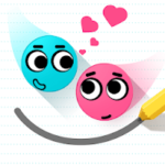 Love Balls 1.4.6 دانلود بازی لاو بالز توپ های عاشق اندروید + مود
