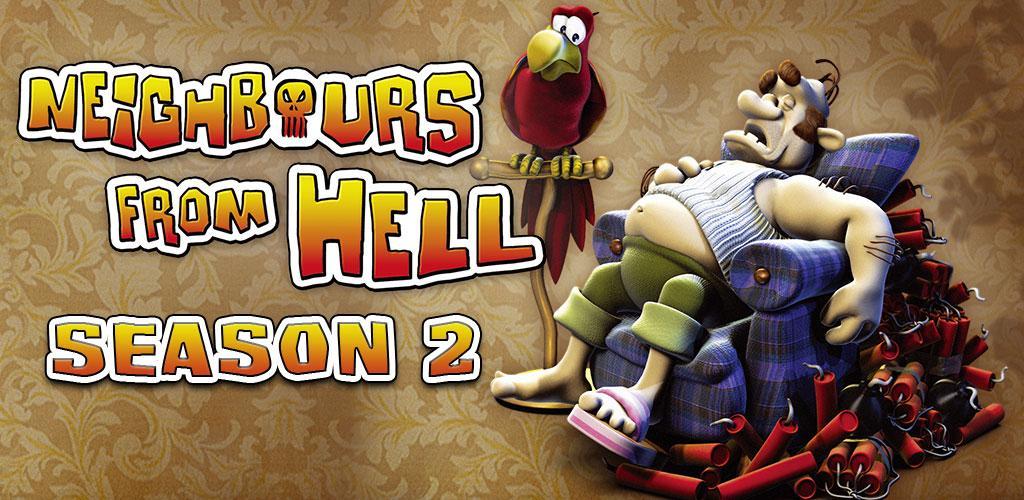 Neighbours from Hell: Season 2 Premium 3.2.5 دانلود بازی همسایه جهنمی 2 اندروید + مود