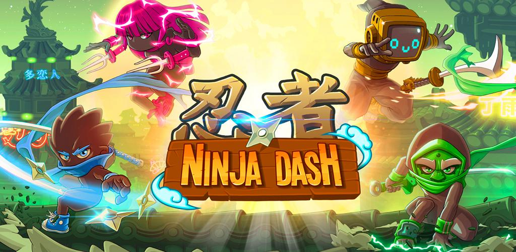 Ninja Dash Run – New Games 2019 1.3.29 دانلود بازی نینجا اندروید + مود