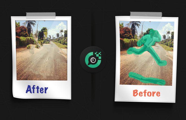 Unwanted Object Remover Pro 3.3.4 حذف قسمت های اضافی عکس
