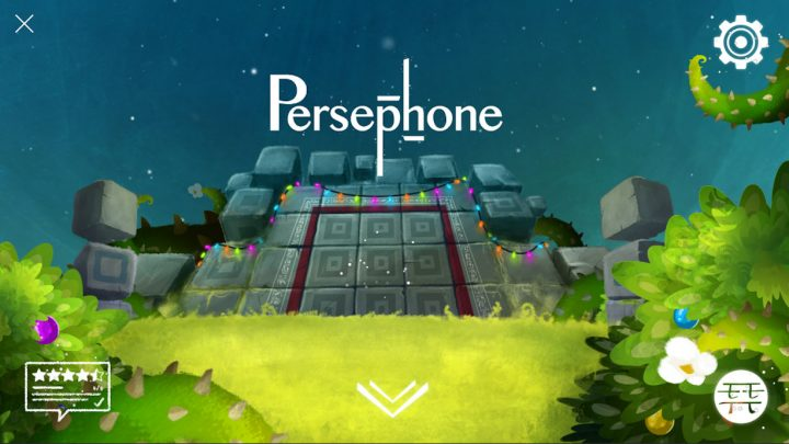 Persephone 2.0 دانلود بازی پازل و فکری پرسفونه اندروید + دیتا