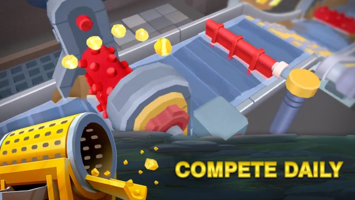 دانلود Planet Gold Rush 1.9.86 بازی جویندگان طلا اندروید + مود