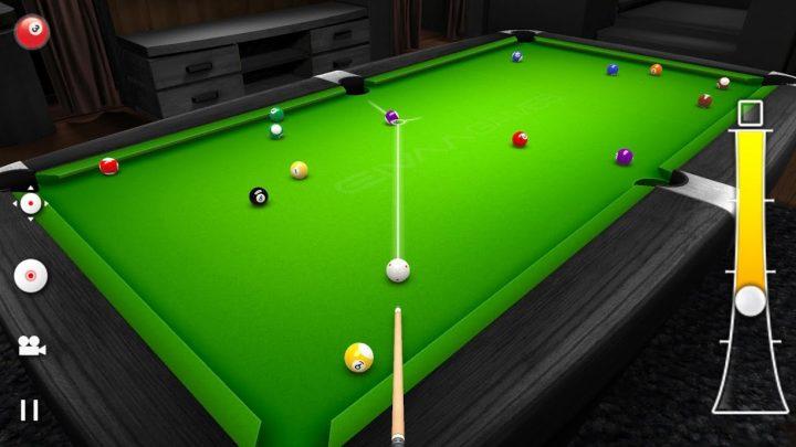 Real Pool 3D 2.9 Full دانلود بازی بیلیارد سه بعدی آفلاین
