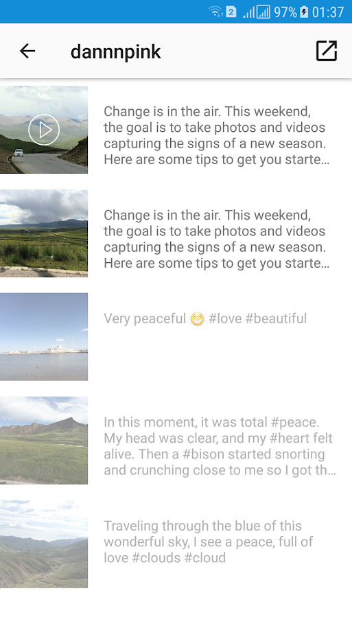 Repost Photo & Video for Instagram Pro 1.0.2 بازنشر و تکرار پست اینستاگرام