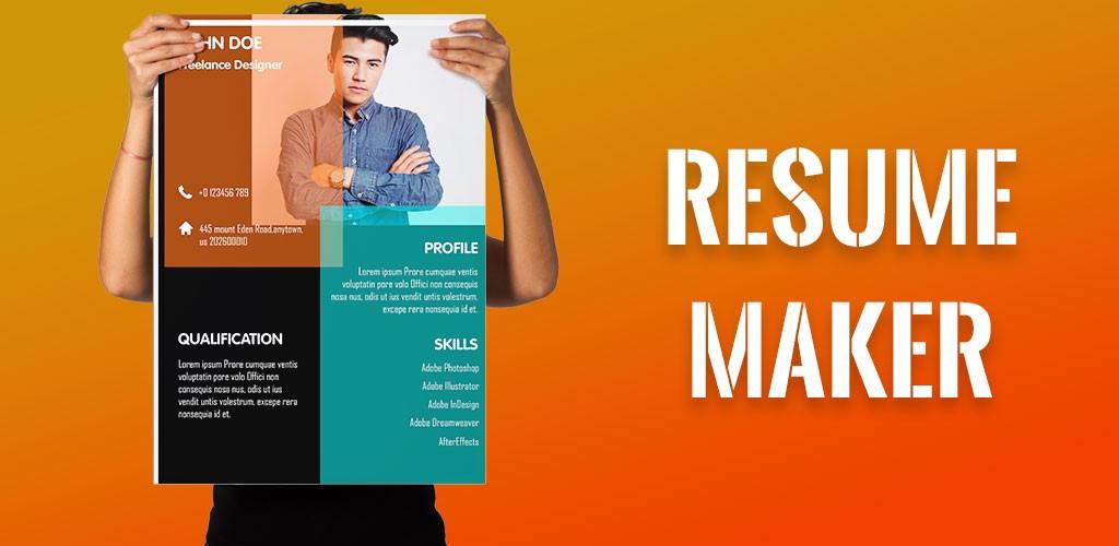Creative Resume Builder & Innovative CV Maker PRO 12.0 دانلود رزومه ساز