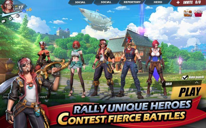 Ride Out Heroes 1.200008.273289 دانلود بازی اکشن قهرمانان پیروز