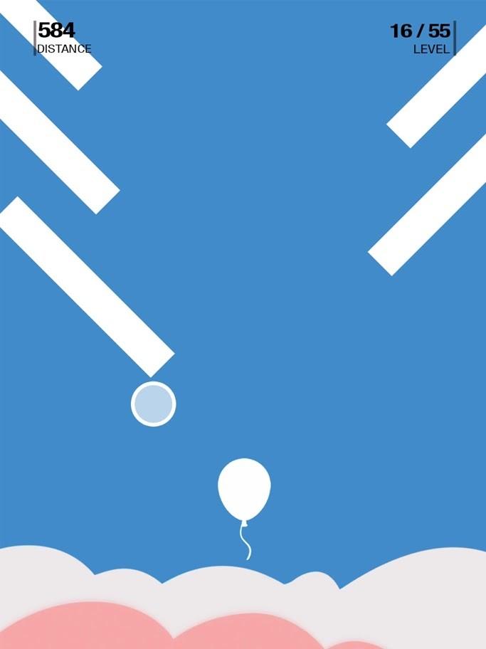 Rise Up 1.3.3 دانلود بازی محافظت از بادکنک اندروید + مود