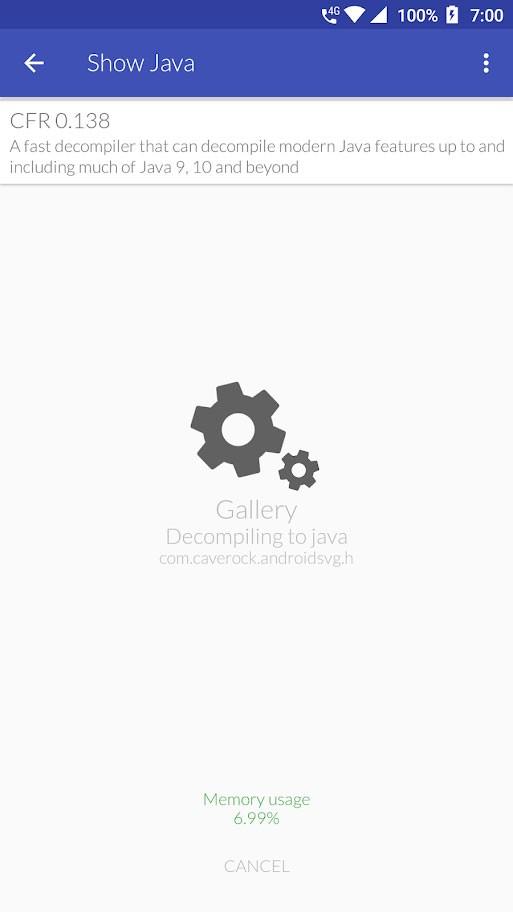 Show Java – A Java Decompiler Pro 3.0.6 نرم افزار دیکامپایل APK