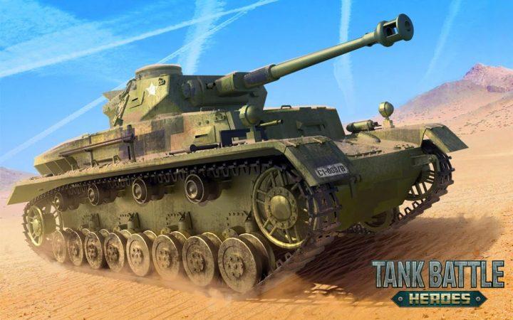 Tank Battle Heroes: World of Shooting 1.15.5 دانلود بازی جنگ تانک + مود