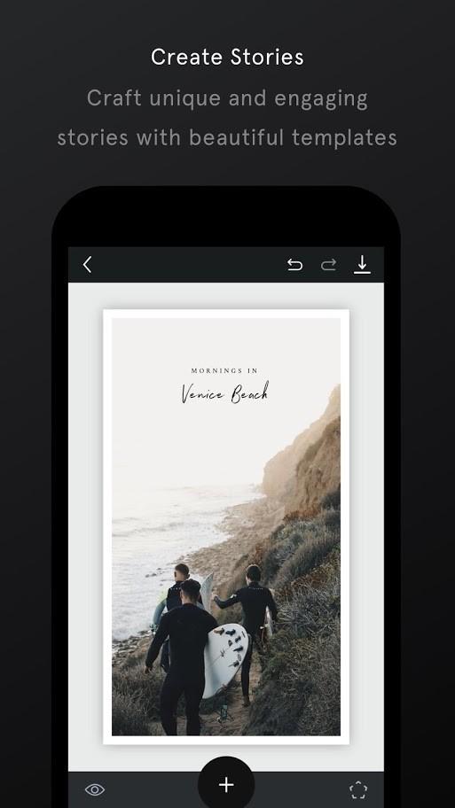 دانلود Unfold – Story Templates Pro 7.1.3 برنامه ساخت استوری اینستاگرام