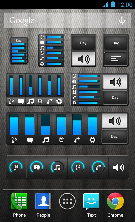 Volume Ace 3.5.9 دانلود نرم افزار مدیریت صدا اندروید