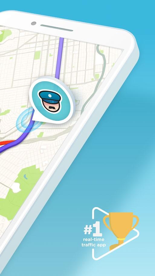 دانلود ویز فارسی Waze Farsi برای اندروید + نصب صدا و سخنگو