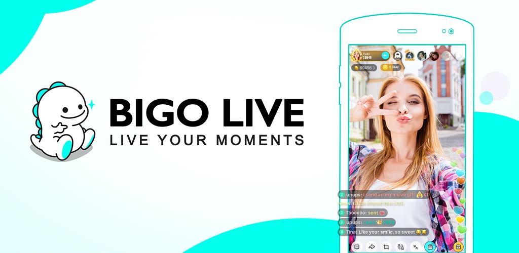 دانلود BIGO LIVE 4.43.1 برنامه بیگو لایو برای اندروید