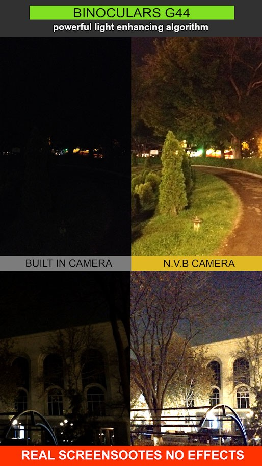 Binoculars G44 Pro 1.9.9 دانلود برنامه دوربین دوچشمی اندروید