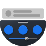 Bottom Quick Settings Pro 5.0.13 تنظیمات سریع پایین صفحه اندروید