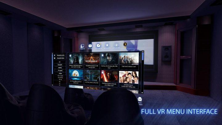 Cmoar VR Cinema PRO 5.6.1 دانلود نرم افزار تماشای فیلم VR در اندروید