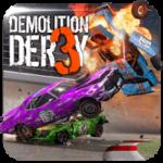 Demolition Derby 3 1.0.019 دانلود بازی دربی ویرانگر 3 اندروید + مود