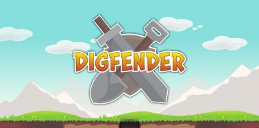 Digfender 1.3.4 دانلود بازی برج دفاعی حفاری اندروید + مود