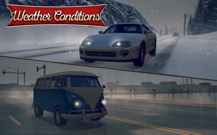 Driving School Classics 1.10.0 دانلود بازی رانندگی ماشین کلاسیک اندروید + مود